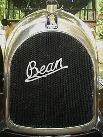 1926 Bean 14HP in Morges 2009 - Radiator grille.jpg