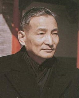 Chen Yun Elder of the Communist Party of China