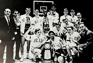 1966 67 UCLA Bruins Mens Basketball Team