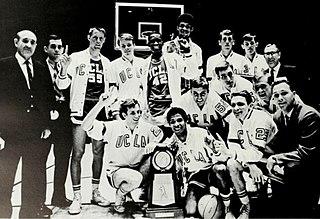 1966–67 UCLA Bruins mens basketball team American college basketball season