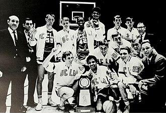 1966–67 UCLA Bruins men's basketball team - Image: 1967 UCLA Bruins