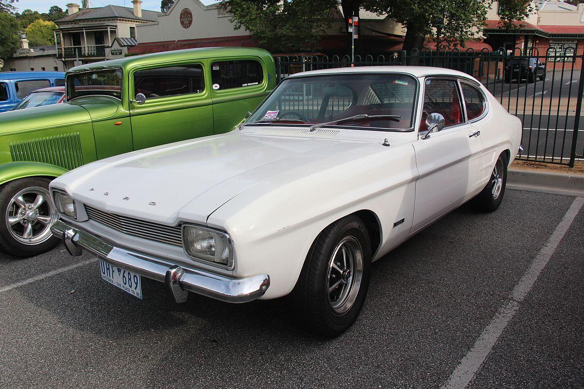 File 1970 Ford Capri 1600 Deluxe 24271757089 Jpg Wikimedia Commons