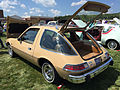 1976 AMC Pacer coupe in tan at AMO 2015 meet 1of6.jpg