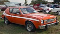 1977 AMC Gremlin X red at Hershey 2019 AACA show 15of13.jpg
