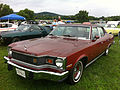 1978 AMC Matador Barcelona sedan Mason-Dixon Dragway 2014 meet 01.jpg