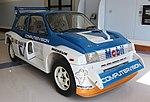 1985 MG Metro 6R4 3.0 Front.jpg
