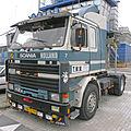 1985 Scania 142M T.W.M. Haarlem Holland (7414298580).jpg
