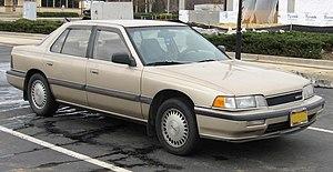 Acura - 1987 Acura Legend