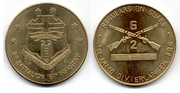 2-6 Infantry Coin of Excellence