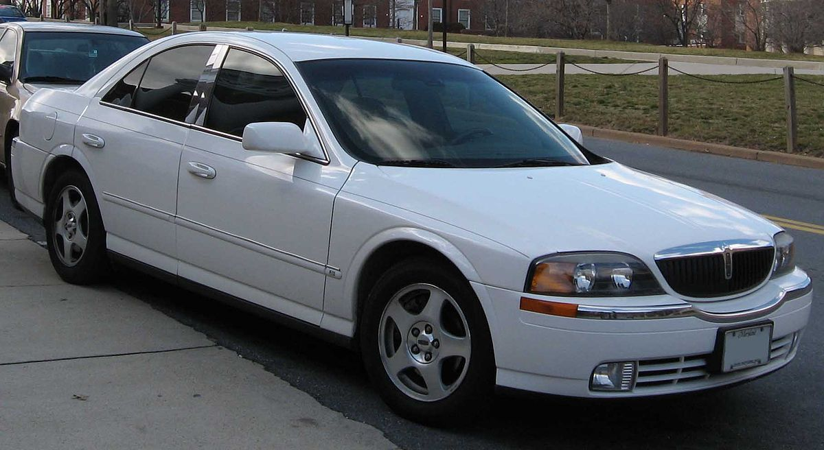 Px Lincoln Ls on 2002 Lincoln Ls V8 Lse