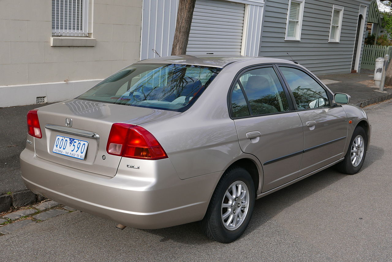 2000 honda civic hx