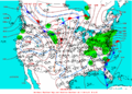 2003-02-17 Surface Weather Map NOAA.png