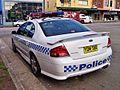 2003 Ford BA Falcon XR8 - NSW Police (5497890117).jpg