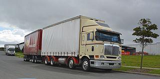 International 9000 (COE) Motor vehicle