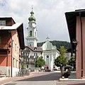 20050903010DR Toblach (Bozen) Pfarrkirche Johann Baptist.jpg