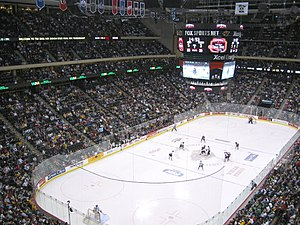 2010–11 NHL season - Xcel Energy Center