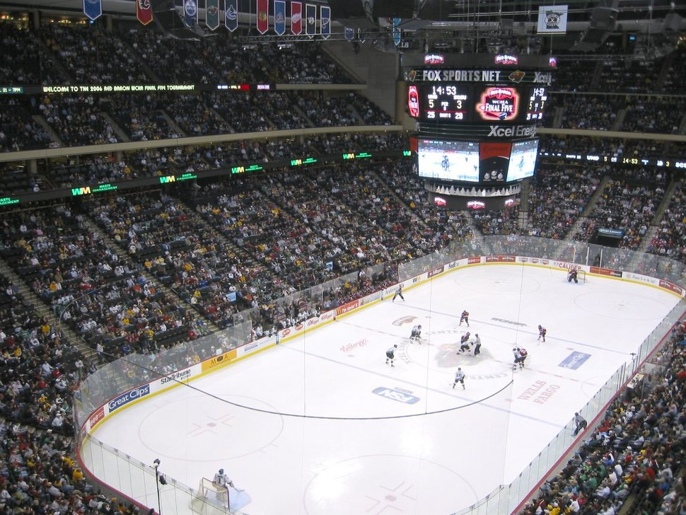 2006 WCHA Final Five