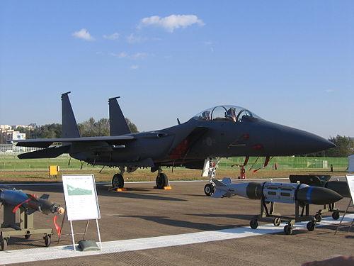 대한민국 공군의 F-15K