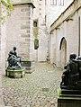 20091020300DR Meißen Heinrichsplatz Franziskanerklosterkirche.jpg