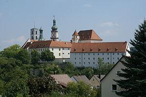 Palatinate-Sulzbach - Sulzbach Castle