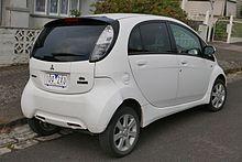 Mitsubishi I Miev Hatchback Australia