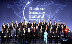 Nuclear Security Summit - 2010 Summit participants