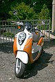 2011-09-10 SYM Mio scooter.jpg