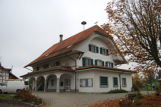 Iffwil - Town hall of Iffwil