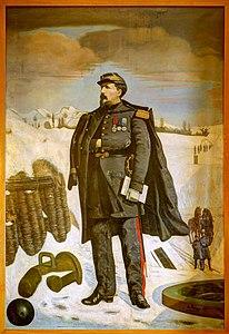 Portrait du colonel Denfert-Rochereau, by Alexandre Monségur