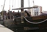 2012.02.25.134604 Poeler Kogge Wissemara alter Hafen Wismar