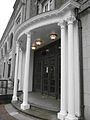2012 BUTheatre HuntingtonAve Boston Massachusetts USA door.jpg