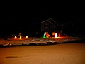 2012 Christmas Lights on Cross Street - panoramio (1).jpg