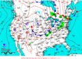 2013-07-10 Surface Weather Map NOAA.png