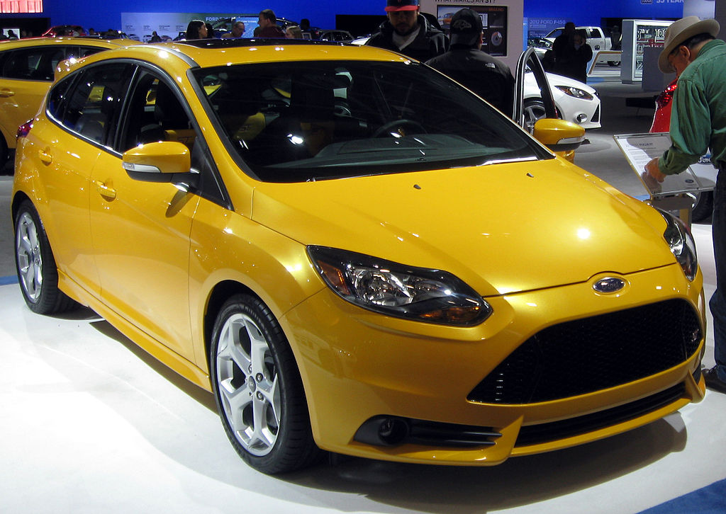 File2013 Ford Focus St 2012 Dcg Wikimedia Commons