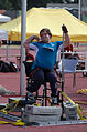 2013 IPC Athletics World Championships - 26072013 - Aleksi Kirjonen of Finland during the Men's Shot put - F56-57 7.jpg