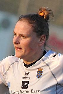 Dominika Škorvánková Slovak footballer
