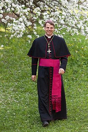 Stefan Oster - Image: 2014 06 16 pbp Bischof Stefan Oster Portrait (2)