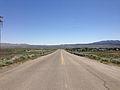 2014-07-05 11 39 29 View east along old U.S. Route 40 just west of Wells, Nevada.JPG