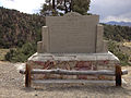 2014-09-08 13 30 31 Historical marker for Austin, Nevada along U.S. Route 50.JPG