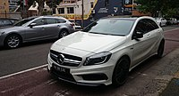 2014 Mercedes-Benz A 45 AMG (W 176) 4MATIC hatchback (16060398882).jpg