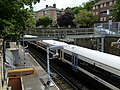 2015 London-Woolwich, Woolwich Dockyard railway station 18.JPG
