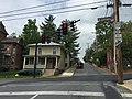 2016-05-19 11 13 33 View west along Frederick Street (Virginia State Route 254) at Jefferson Street in Staunton, Virginia.jpg