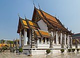 2016 Bangkok, Dystrykt Phra Nakhon, Wat Suthat (12).jpg