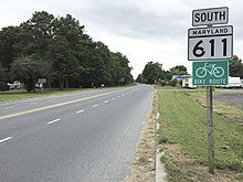 Maryland Route 611 - Wikipedia