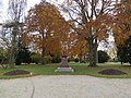 2017-11-14 (105) Monument of Emperor Joseph II. at Sparkassenpark St. Pölten, Austria.jpg