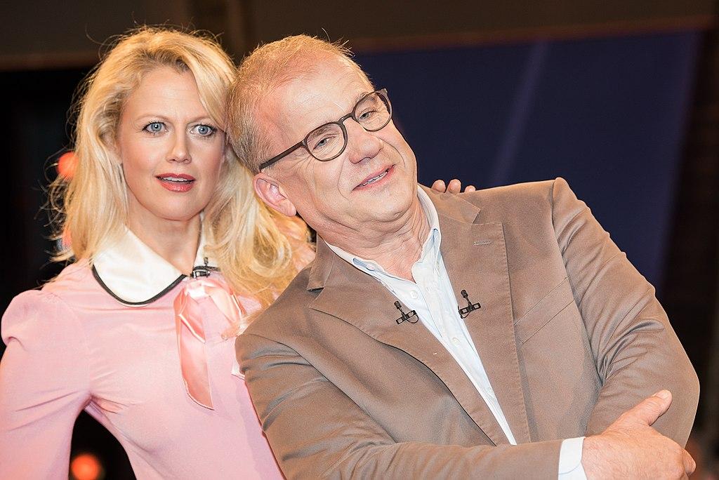 Through see barbara schöneberger Barbra Streisand