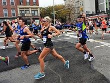 Map Of New York Half Marathon.New York City Marathon Wikipedia