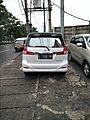2017 Suzuki Ertiga Dreza (back), West Surabaya.jpg