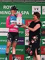 2017 Women's Tour stage 3 the best British rider 081 Alice Barnes.JPG