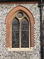 2018-04-06 Window, Parish church of Saint Peter, Church Street, Sheringham (2).JPG